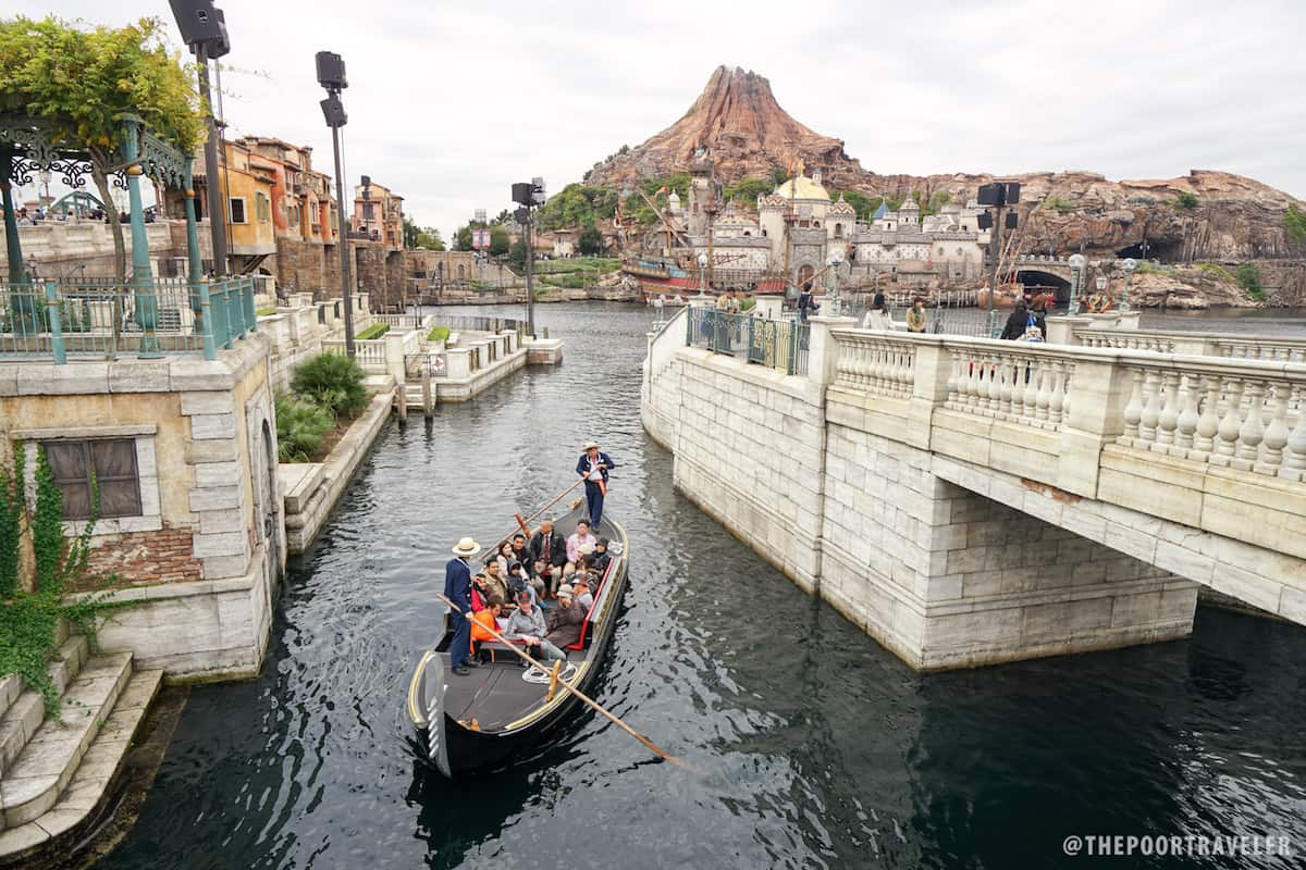 Tokyo Disneyland Disneysea Guide For First Timers The Poor Tiket 1 Day Pass Junior E Ticket
