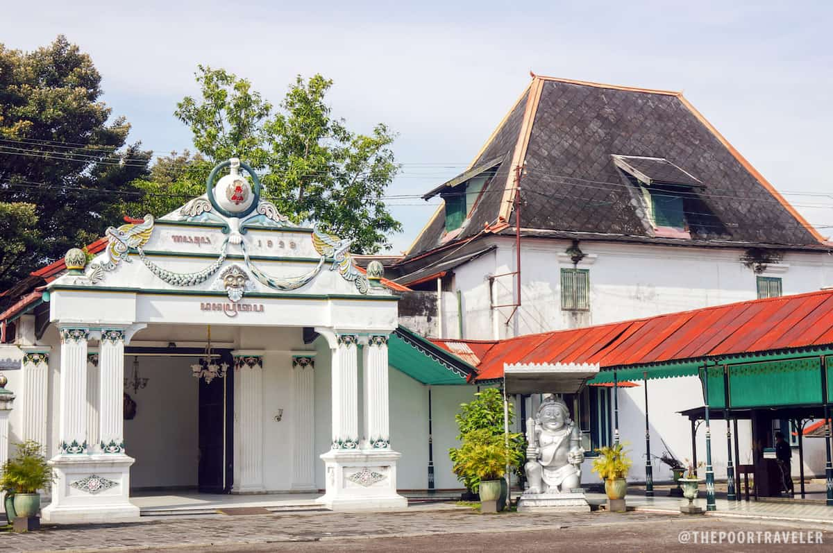 Yogyakarta Palace (Keraton Yogyakarta)