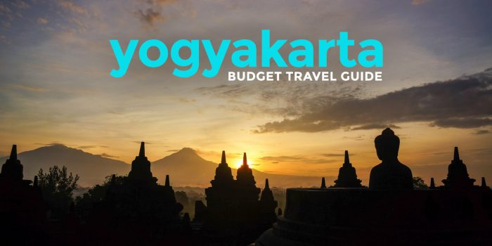 YOGYAKARTA ON A BUDGET: Travel Guide & Itinerary