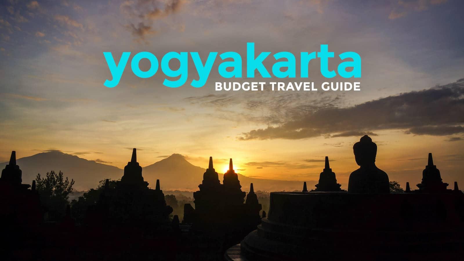 2019 YOGYAKARTA ON A BUDGET: Travel Guide & Itinerary