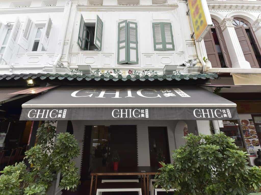 Chic Capsules Singapore