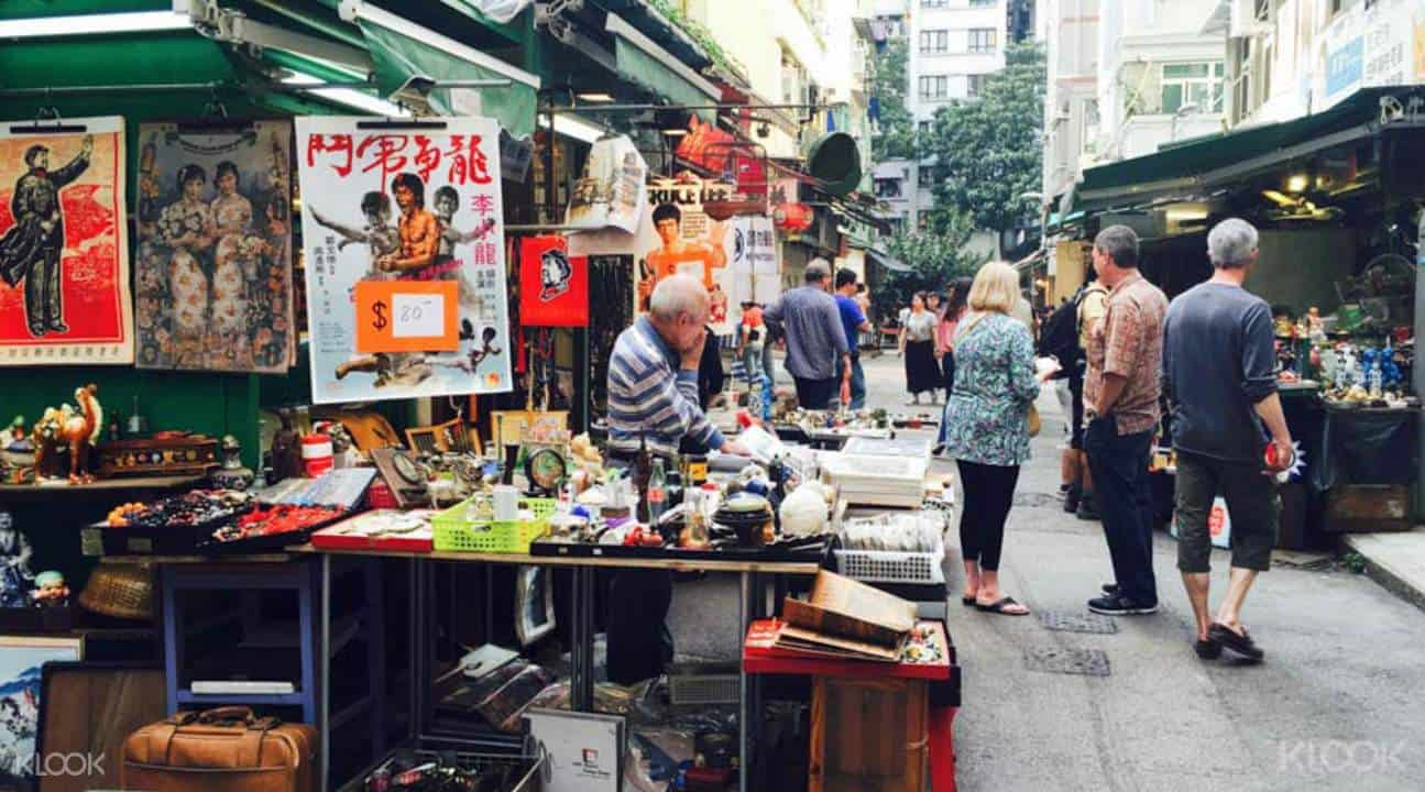 KLOOK Hong Kong Walking Tour