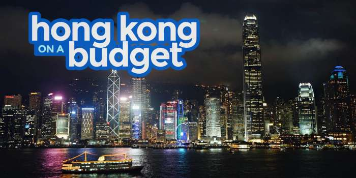 Updated! HONG KONG TRAVEL GUIDE: Budget Itinerary, Things to Do