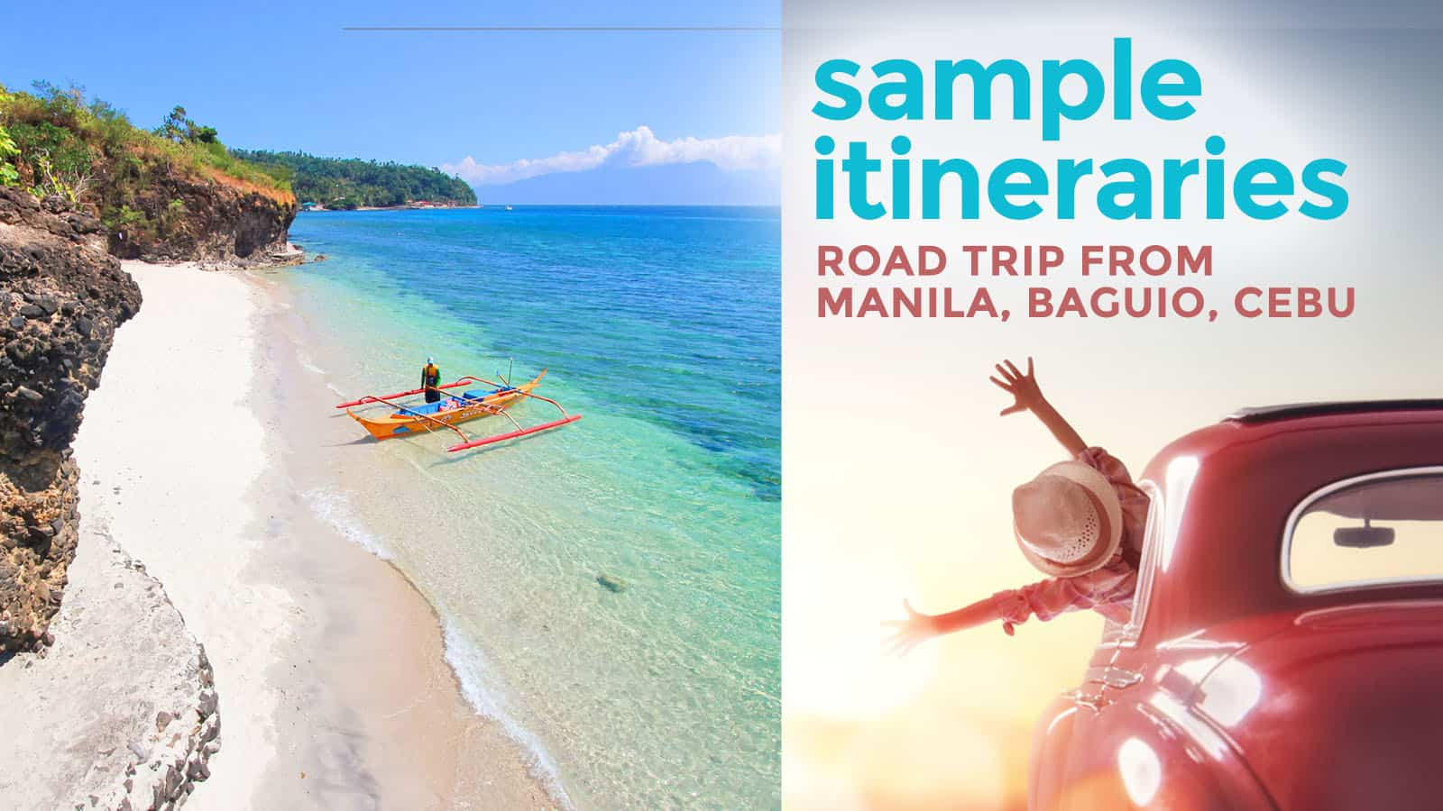 10 PHILIPPINE ROAD TRIP DESTINATIONS: From Manila, Cebu, and More!