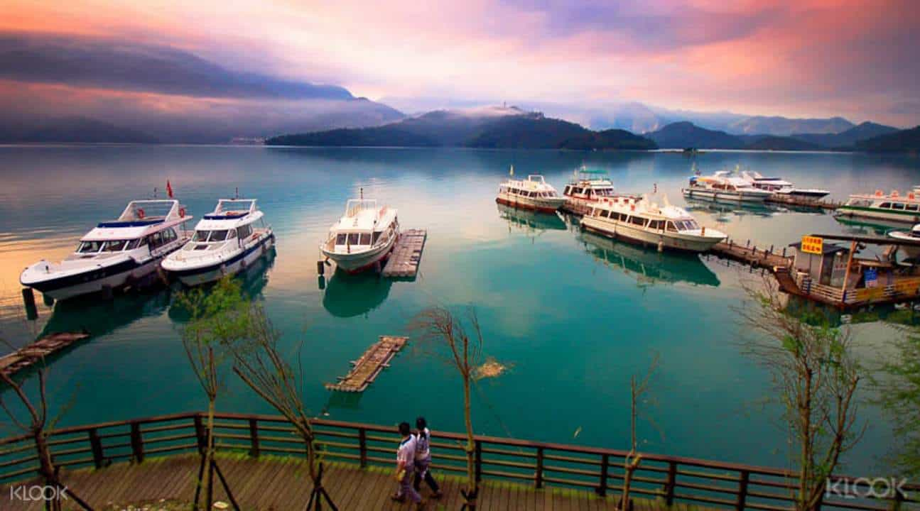 Sun Moon Lake Tour From Taipei