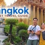BANGKOK ON A BUDGET: Travel Guide & Itinerary