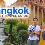 BANGKOK ON A BUDGET: Travel Guide & Itinerary 2017