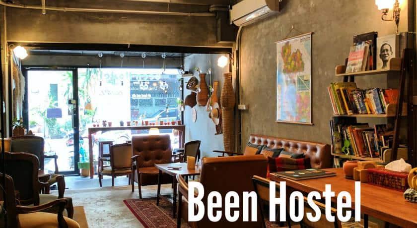 Been Hostel Bangkok Thailand