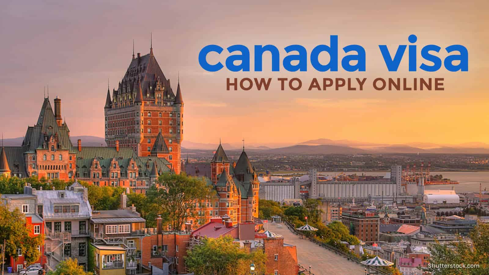 Canada Travel Agency Philippines