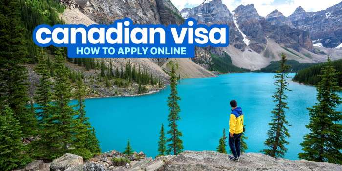 CANADA VISA: REQUIREMENTS & Online Application for Filipinos 2020