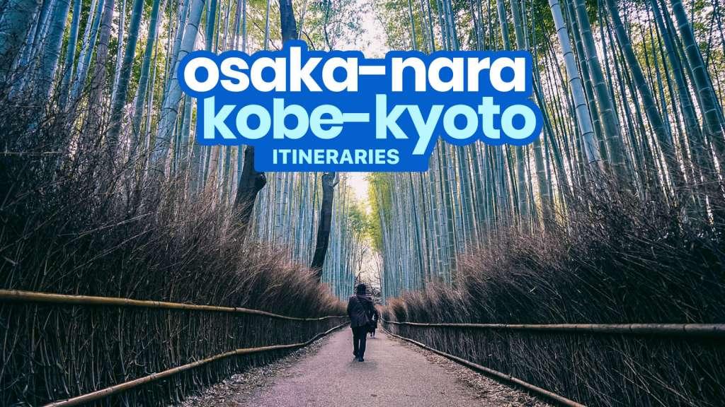 b6364a907eb0 Sample OSAKA-KYOTO-NARA-KOBE Itinerary  4