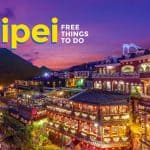 10 FREE Things to Do in Taipei