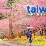 Sample TAIWAN ITINERARIES (4-5 Days)