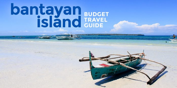 BANTAYAN ISLAND ON A BUDGET: Travel Guide & Itinerary