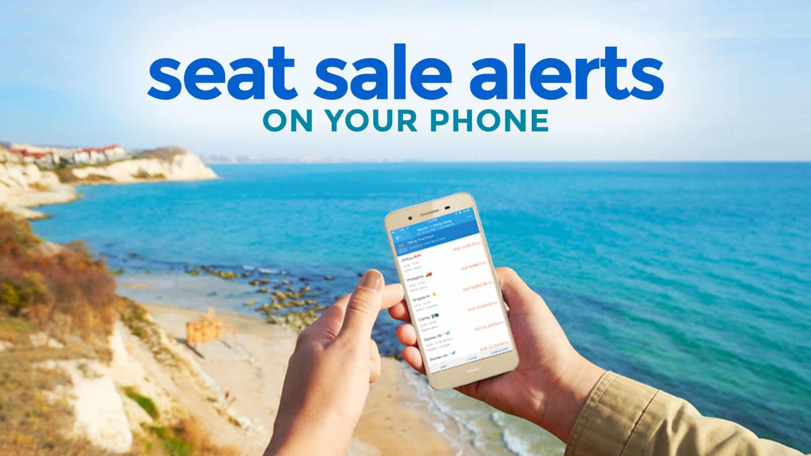 TRAVEL HACK: How to Get CHEAP FLIGHTS Alerts on Your Phone