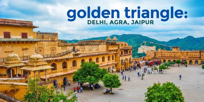 Travel Goal: INDIA's GOLDEN TRIANGLE