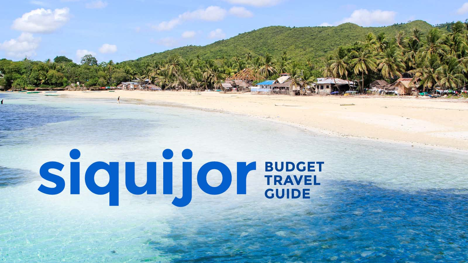 SIQUIJOR ON A BUDGET: Travel Guide & Itineraries