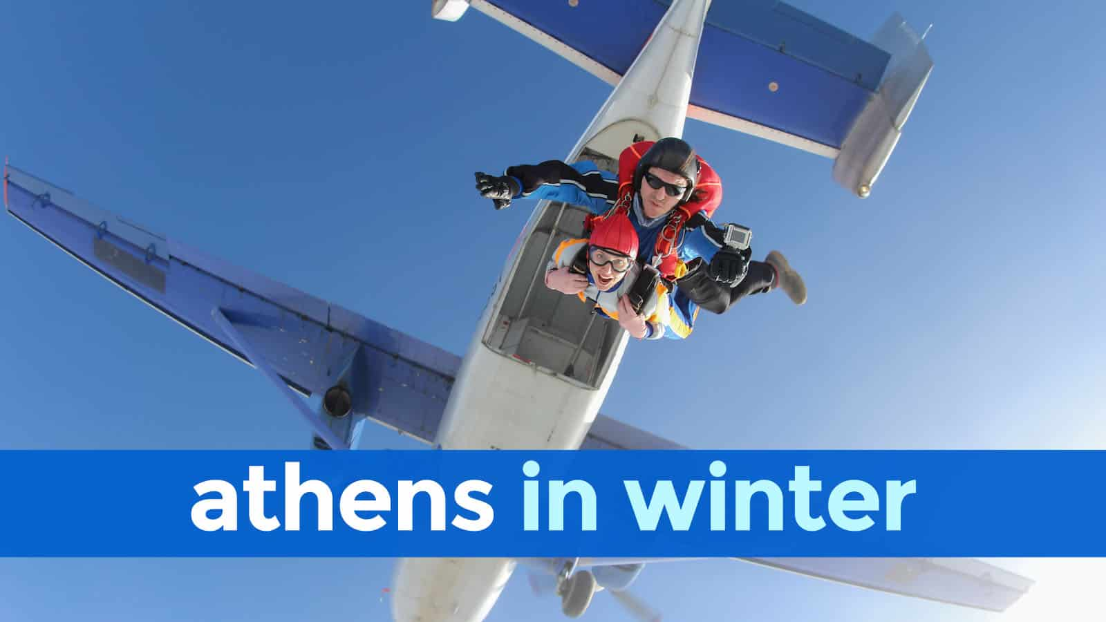 ATHENS IN WINTER: 7 Things to Do