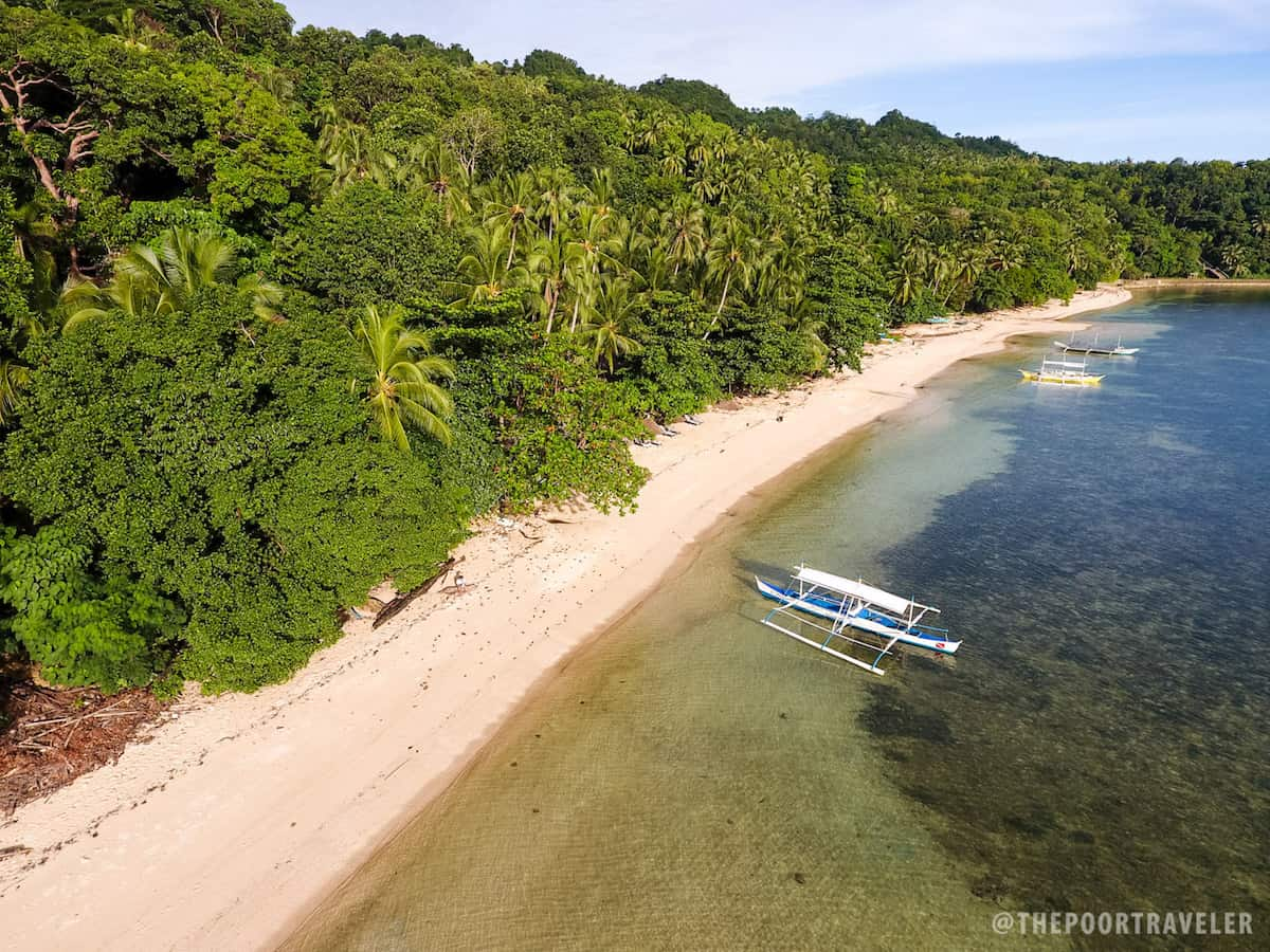 Punta Ballo Beach