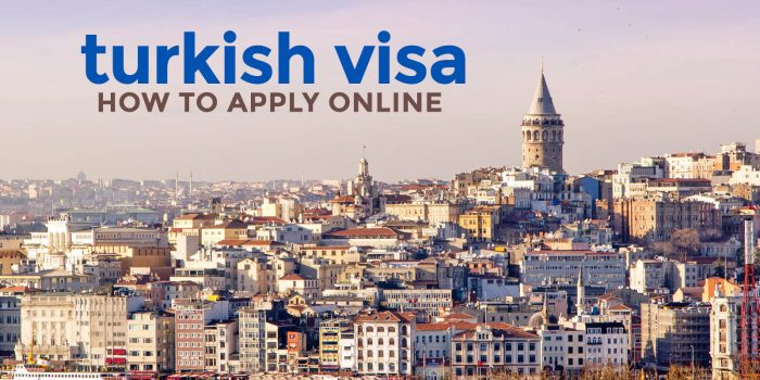 TURKEY E-VISA: Requirements + How to Apply Online
