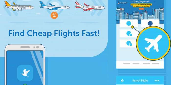 How to Find the Cheapest Flights Using Traveloka App