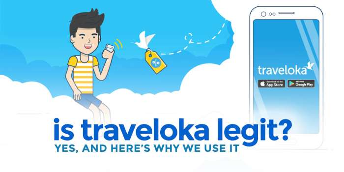 IS TRAVELOKA LEGIT? Yes! And Here are 7 Reasons Why We Use It