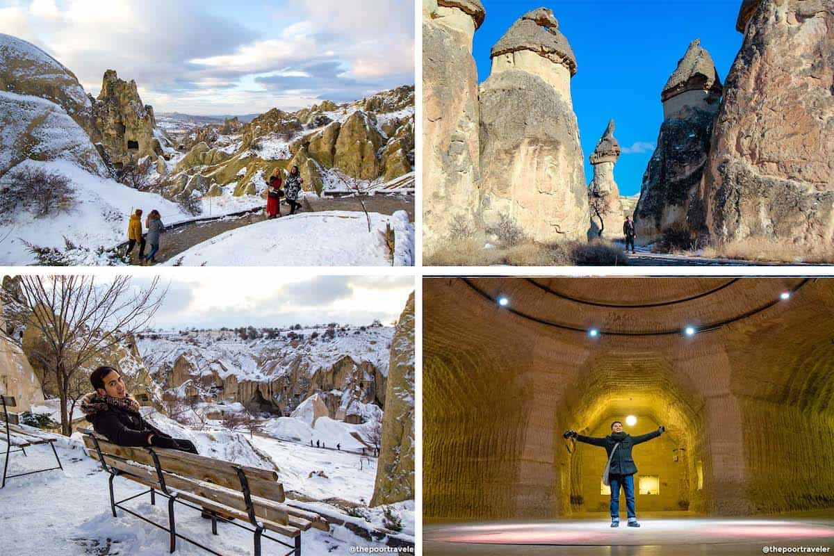 0995380504 There s no shortage of rock formations on this tour. Its main highlight is the  Goreme Open Air Museum. Here are the stops.