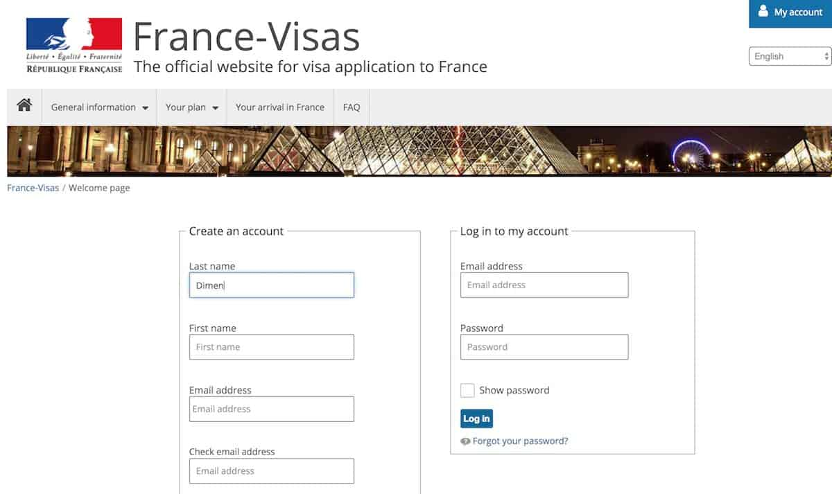 SCHENGEN VISA via FRENCH Embassy: NEW Requirements & Application