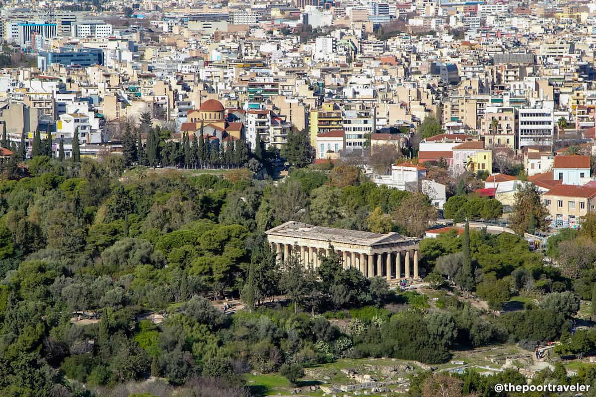 Temple Hephaestus