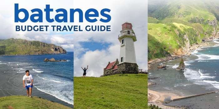 New! BATANES TRAVEL GUIDE: Budget Itinerary, Things to Do