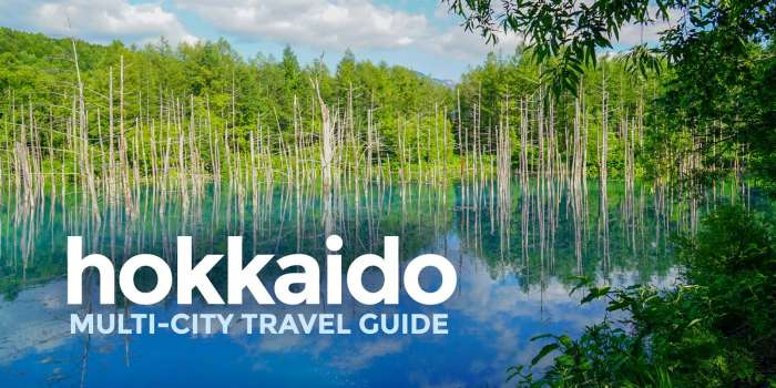HOKKAIDO MULTI-CITY TOUR: Budget Travel Guide & Itineraries