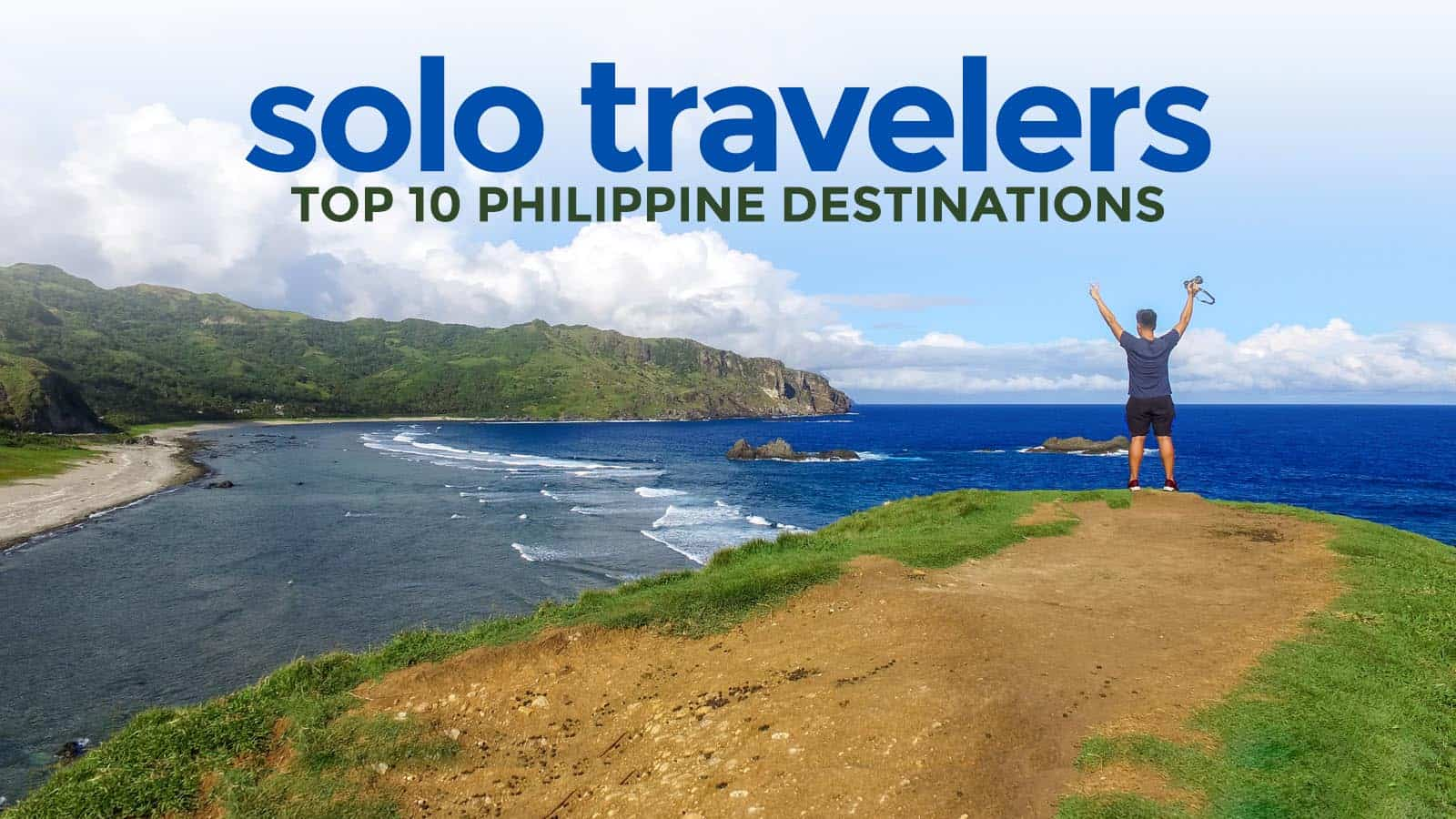 Top 10 Destinations in the Philippines for SOLO TRAVELERS