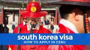 HOW TO APPLY for a SOUTH KOREA VISA in CEBU 2018