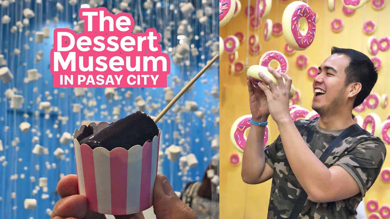 THE DESSERT MUSEUM MANILA: What to Expect
