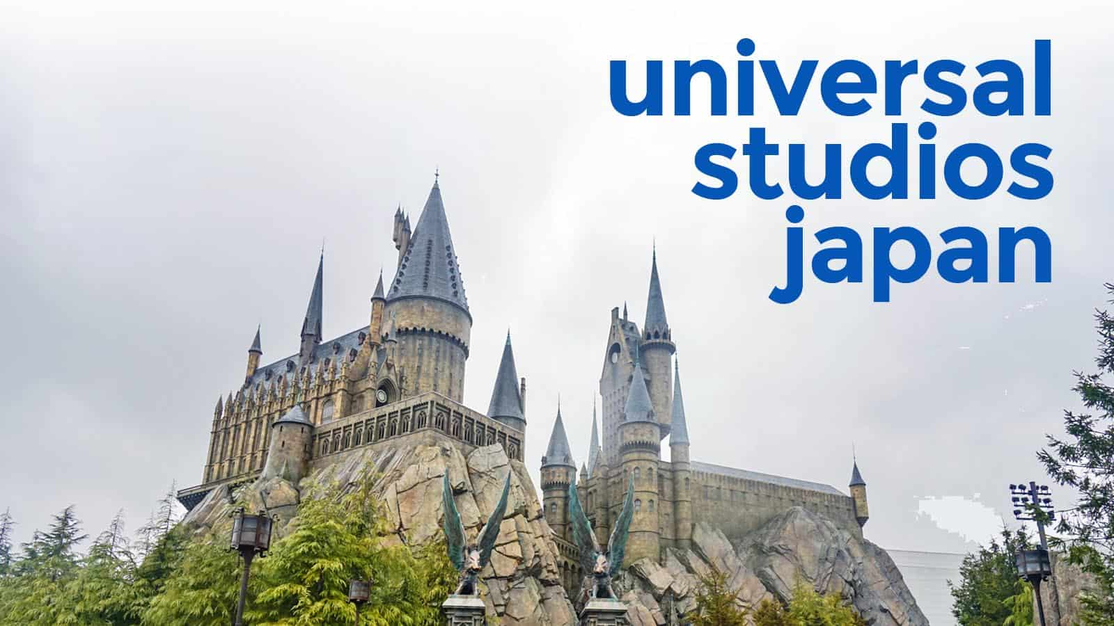 Universal Studio Japan - Harry Potter