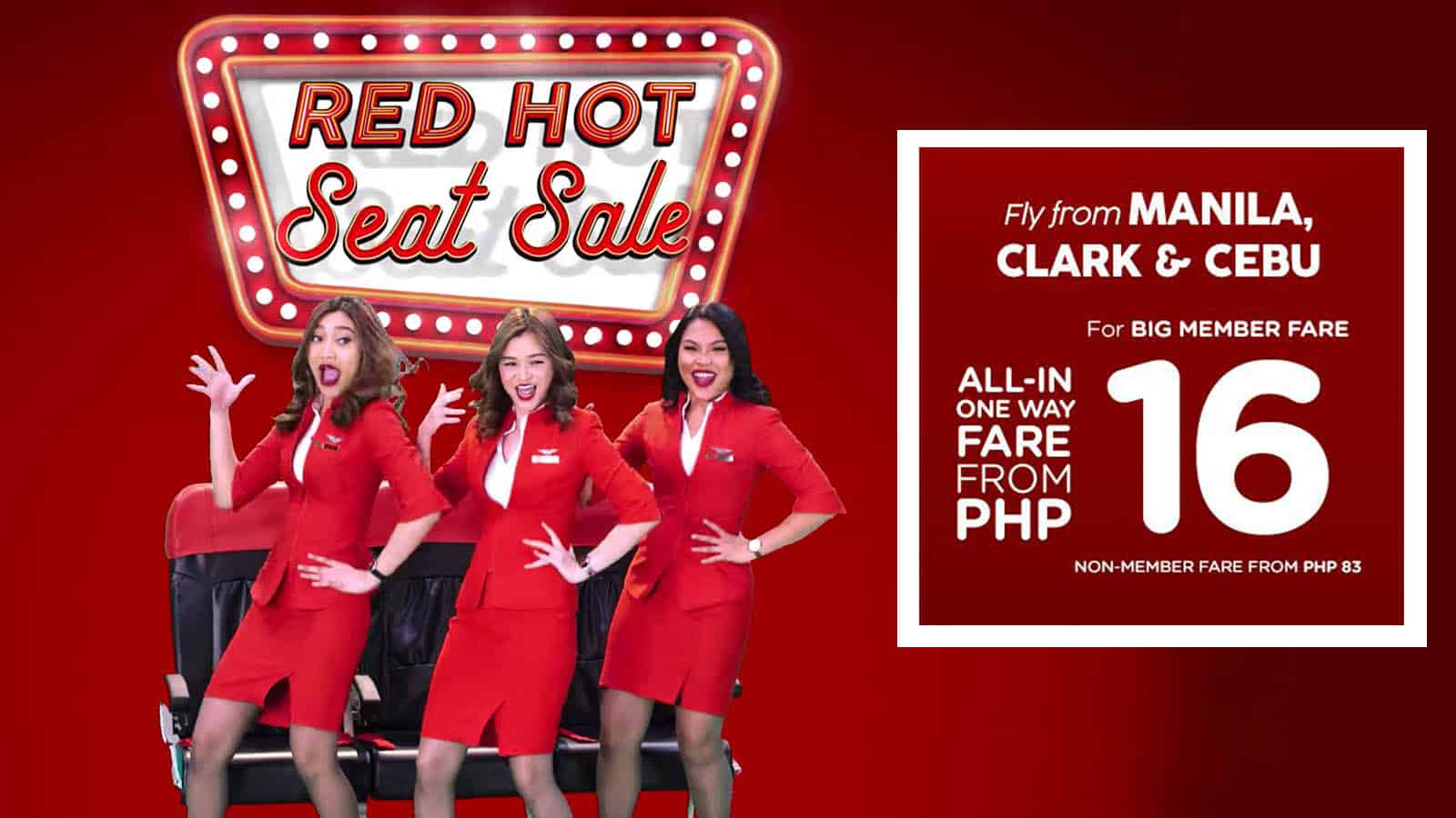 Updated! AIRASIA PROMO & PISO FARE 2019: How to Book Successfully
