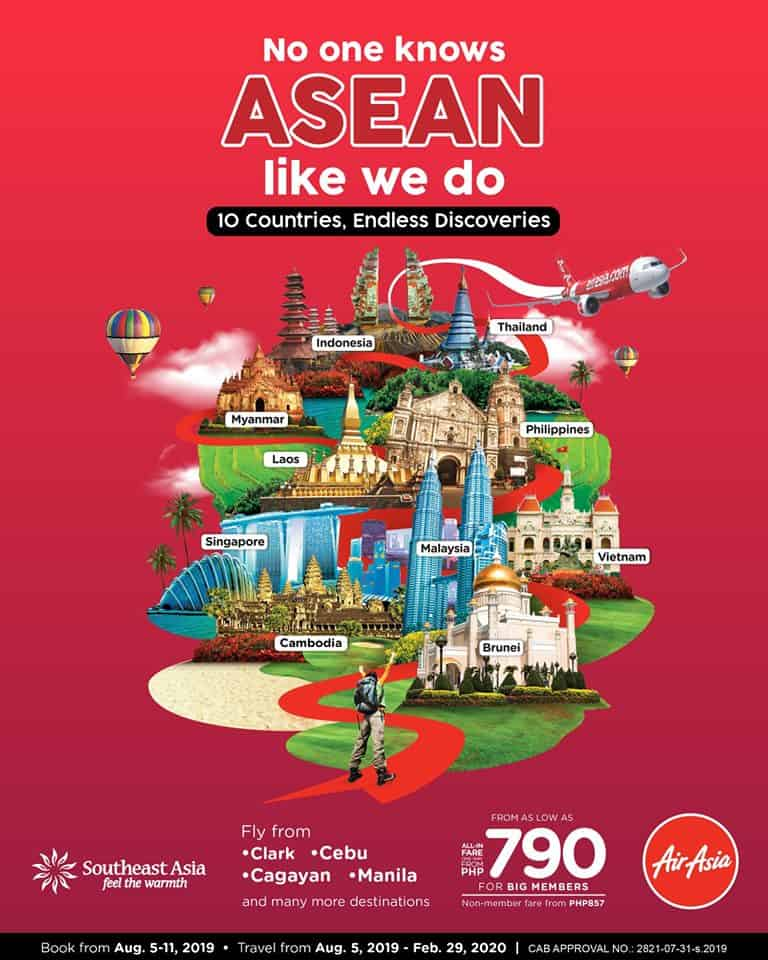 2019 AIRASIA PROMO & PISO FARE: How to Book Successfully