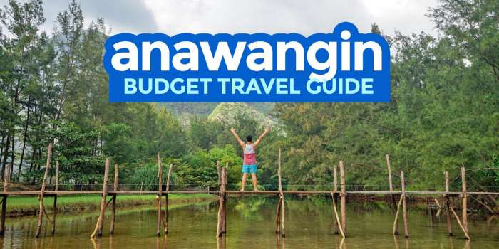 Updated! ANAWANGIN COVE:  Travel Guide & Budget Itinerary