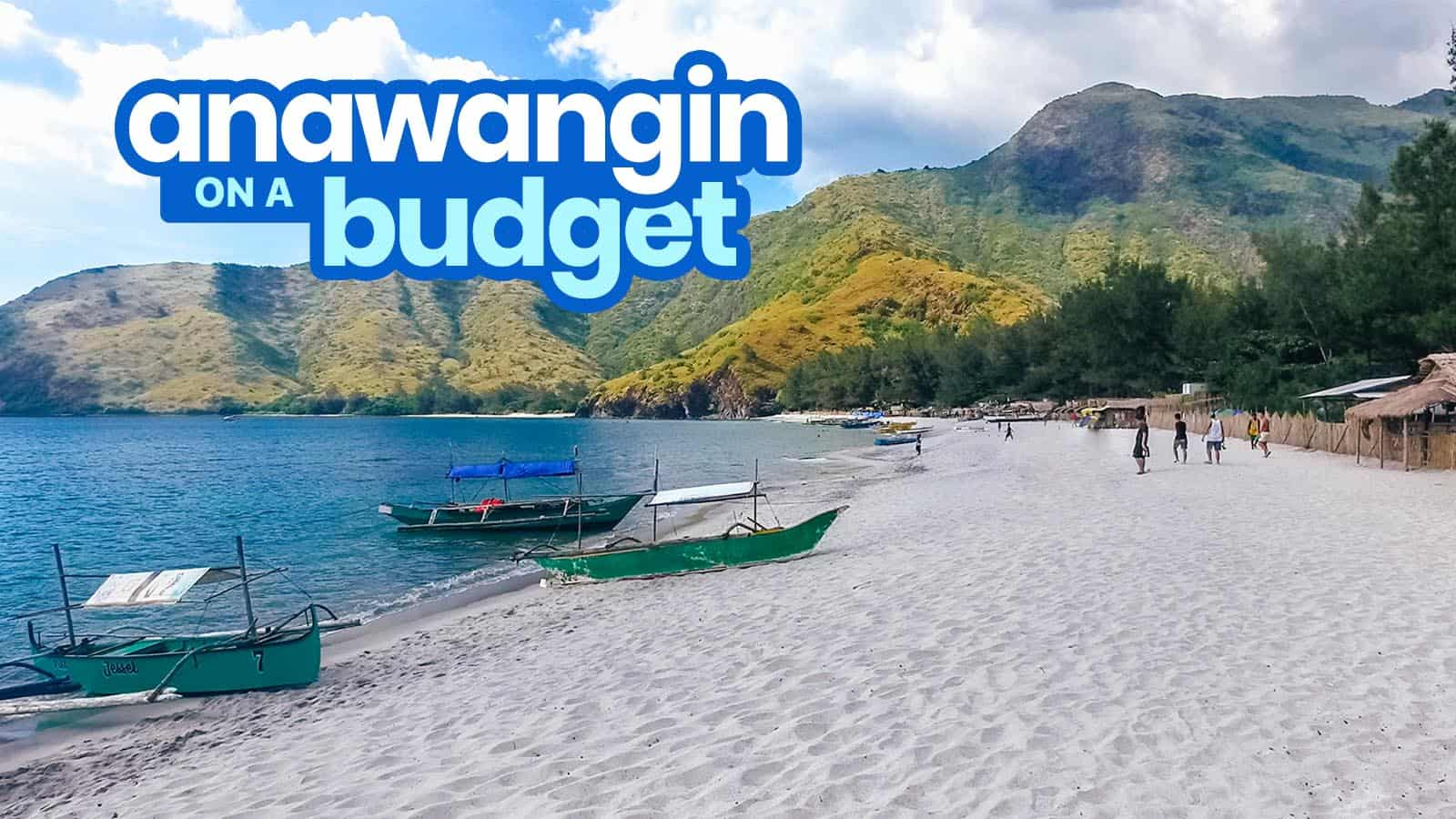 ANAWANGIN COVE: Travel Guide & Budget Itinerary