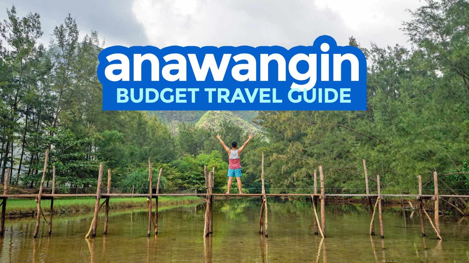 Updated! ANAWANGIN COVE:  Travel Guide & Budget Itinerary