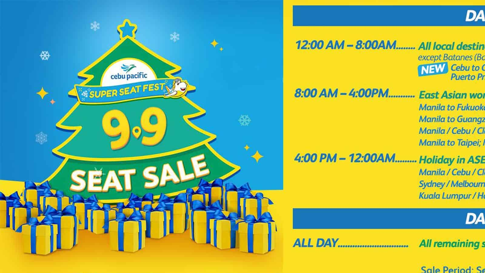 2019 Cebu Pacific Promo Piso Fare How To Book