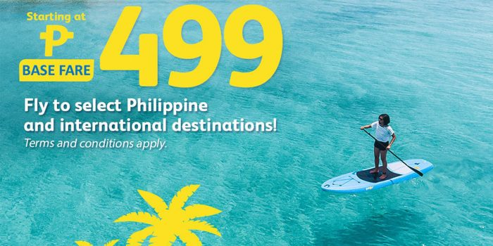 2019 CEBU PACIFIC PROMO & PISO FARES: How to Book Successfully