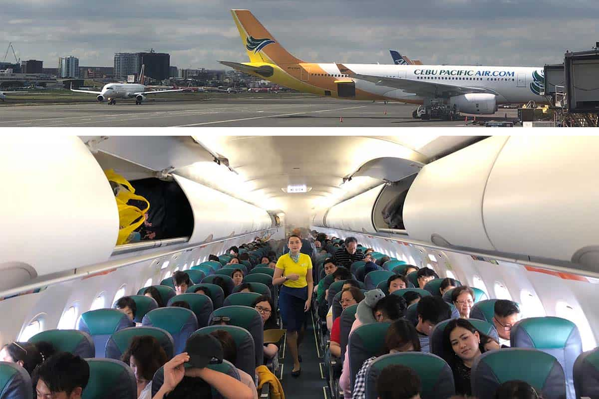 Cebu Pacific Osaka Flights