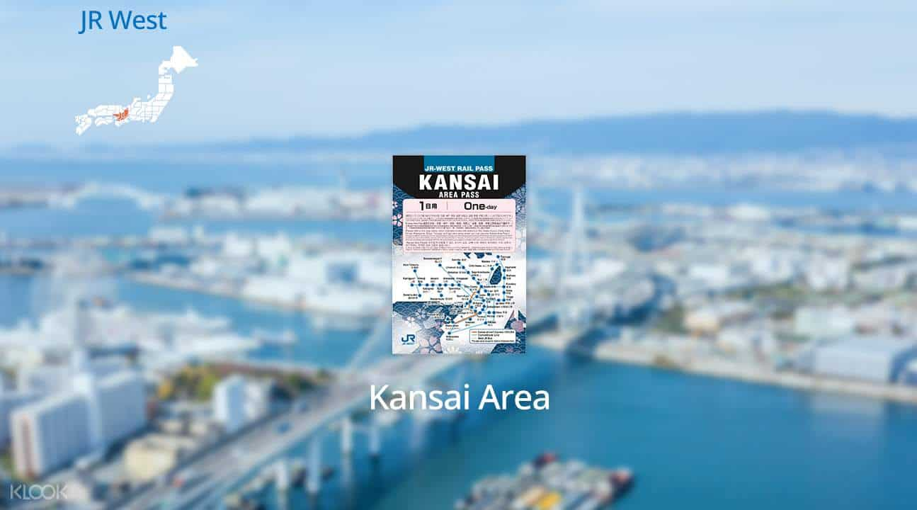 Kansai Thru Pass Jr Osaka Amazing Icoca Which Is Best Voucher Keihan Kyoto Sightseeing 1 Day This Offers Unlimited Rail And Bus Rides To In Many Cities Region Including Kobe Nara You Can Also Use Travel