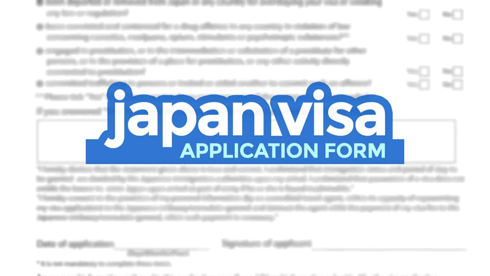 Japan-Visa-Application-Form Taiwan Visa Application Form Dubai on south africa, b1 b2, german schengen, enter japan sample,