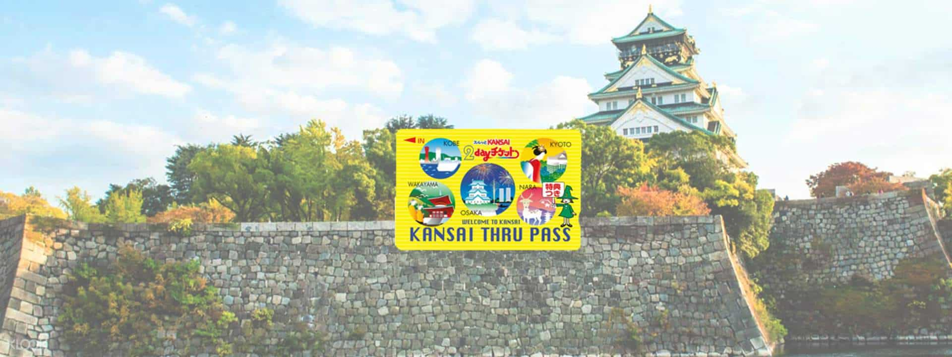 WHICH IS THE BEST? Kansai Thru Pass, JR Pass, Osaka Amazing Pass