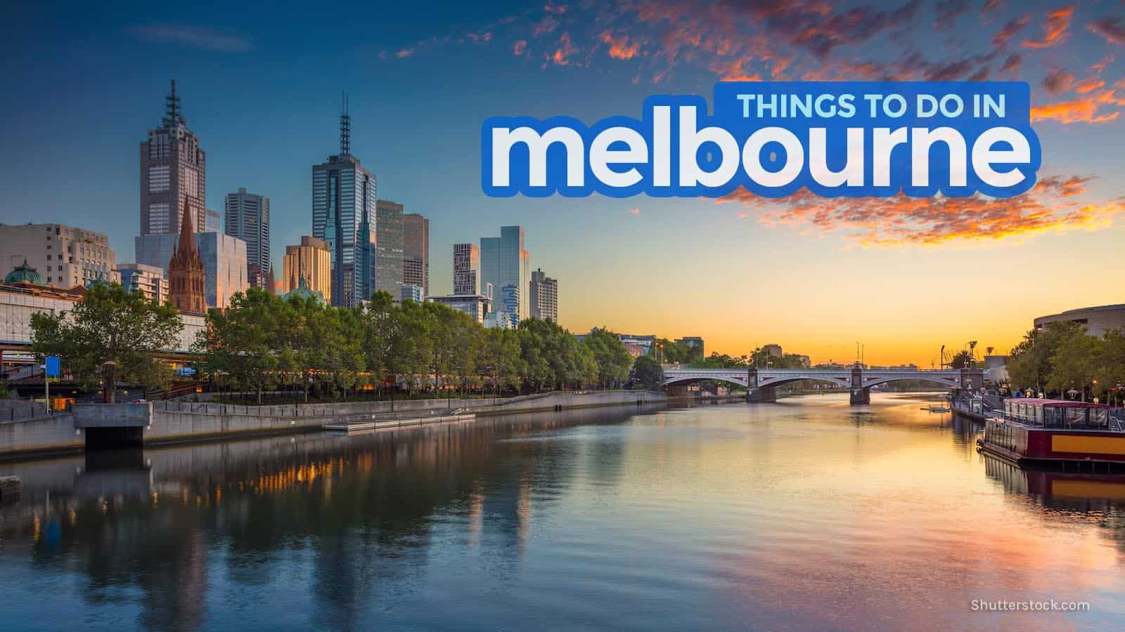 5 Fantastic Things to Do in Melbourne