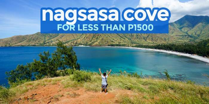 NAGSASA COVE: Travel Guide & Budget Itinerary