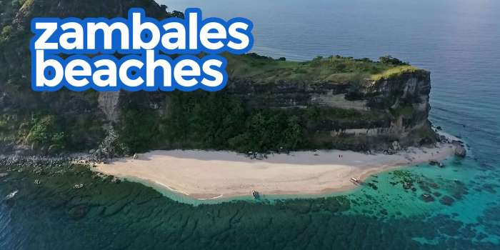 10 ZAMBALES BEACHES AND RESORTS TO VISIT