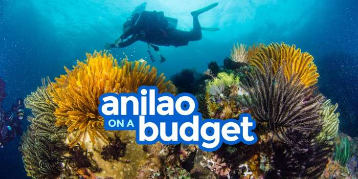New! ANILAO BATANGAS: Travel Guide & Budget Itinerary
